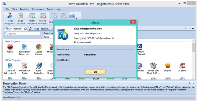 Revo Uninstaller Pro 4.3.3 Crack With License Keygen Free ...