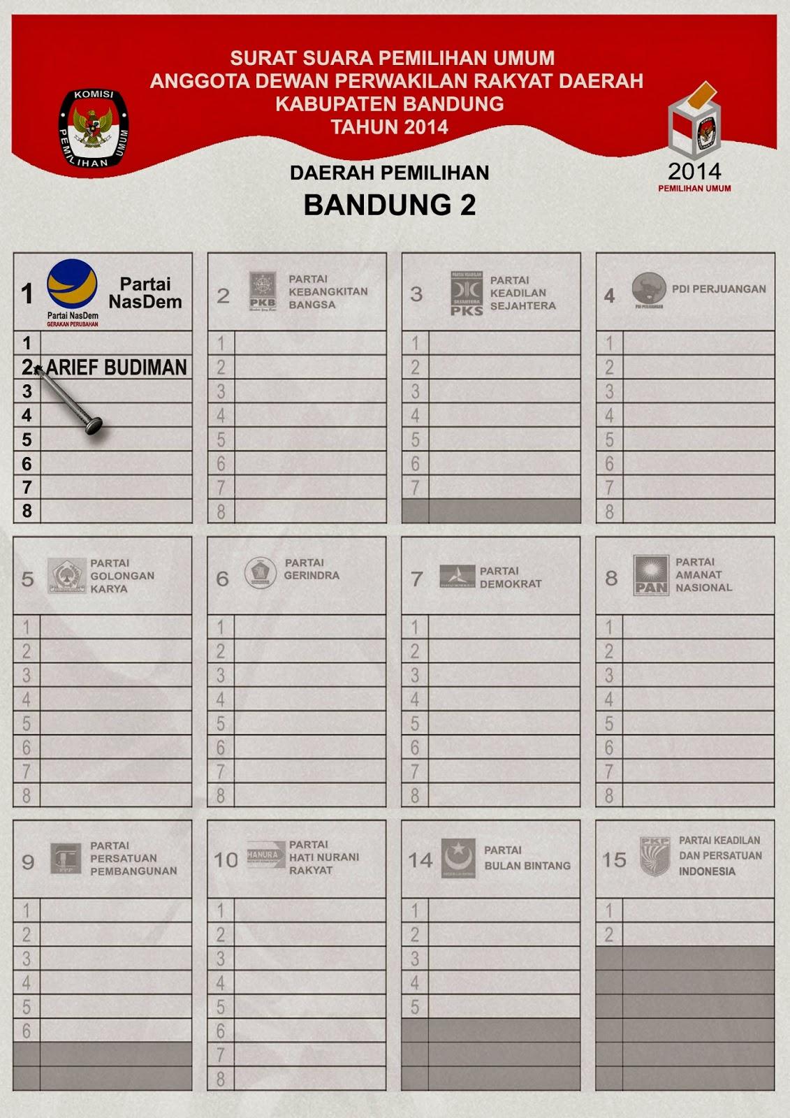 Daerah Pemilihan Bandung 2 (Margaasih, Margahayu, Katapang