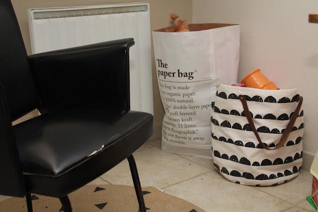 sc en papier paper bag