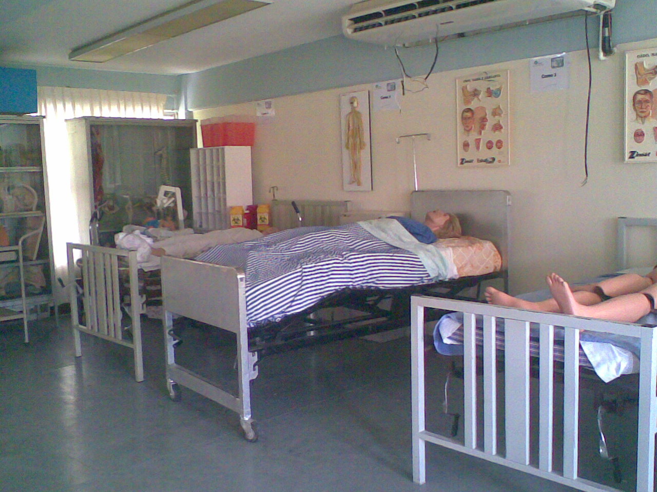 Baño General En Cama Enfermeria ~ Dikidu.com