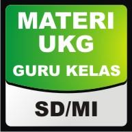 Download link Materi UKG Guru Kelas SD di bawah ini