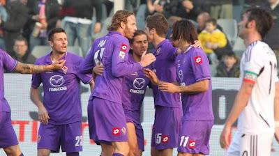 Fiorentina Cesena 2-0 highlights