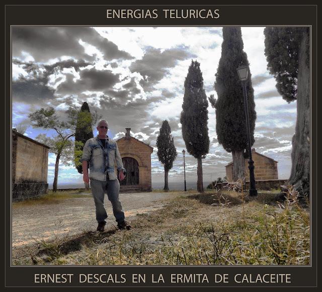 ERMITA-SAN CRISTOBAL-CALACEITE-MATARRANYA-TERUEL-ENERGIAS TELURICAS-VIAJES-ARTISTA-PINTOR-ERNEST DESCALS-