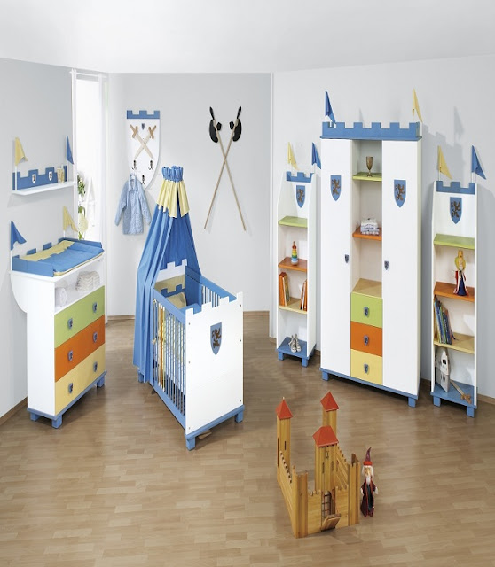 belles chambres en images pour les bébés