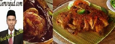 Ayam Bakar Betutu (Khas Bali)