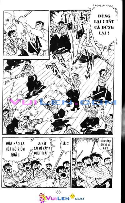 Siêu quậy Teppi chap 6 - Trang 84