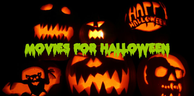 Movies for Halloween 2015