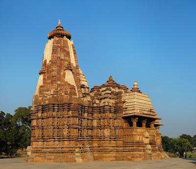 Khajuraho Devi Jagadambe Temple -  Historical Monument