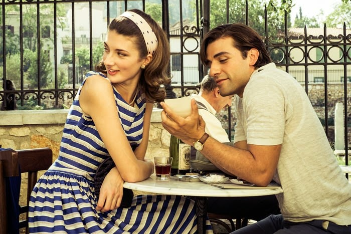 the two faces of january-daisy bevan-oscar isaac
