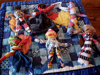 Handkerchief Dolls