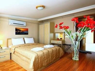 Troya-residence-şişli-otelleri