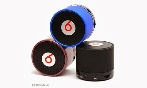 Loa Bluetooth beats S10 loại 1 xịn giá rẻ nghe cực hay