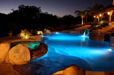 Swimming Pool Lights Options