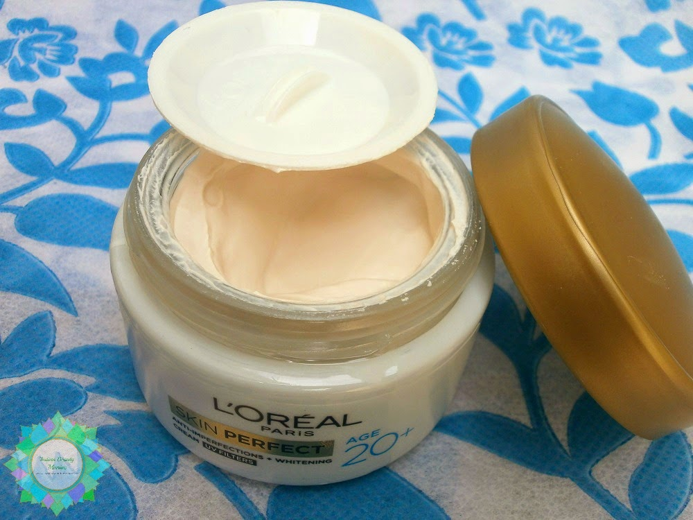 L'Oreal Skin Perfect 20+ Cream Review, Loreal Skin Perfect, Loreal in India, Skin Perfect, 20+, review, Indian Beauty Blogger, Indian Makeup Blogger, Loreal availability in India