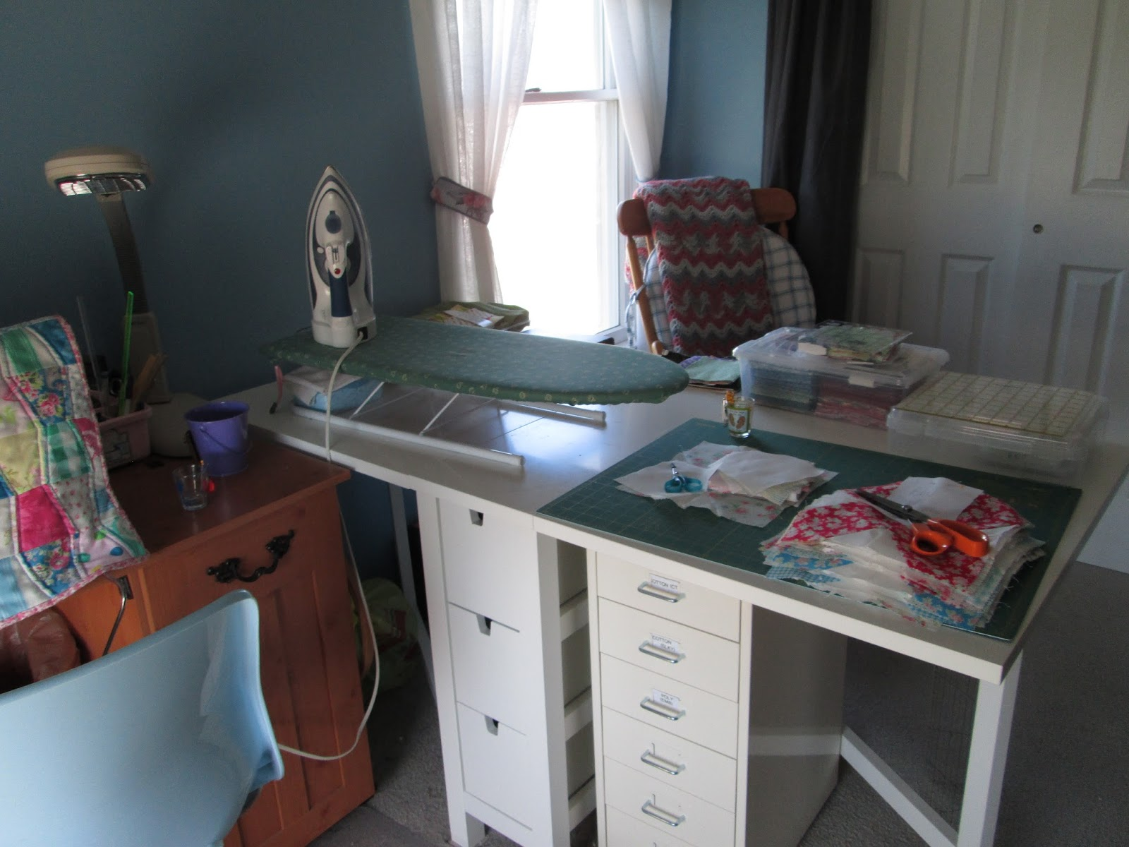 UggaBear Cottage: TOURING MY SCRAPPY, HAPPY PLACE.