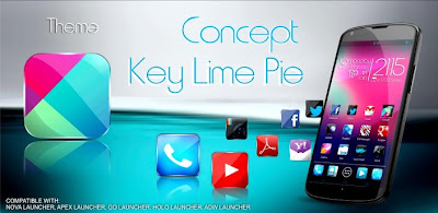 Concept key lime pie HD 7 in 1