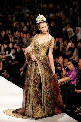 Model Kebaya Terkini 2014