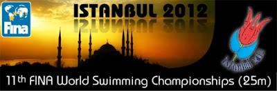NATACIÓN-Mundial de piscina corta Estambul 2012