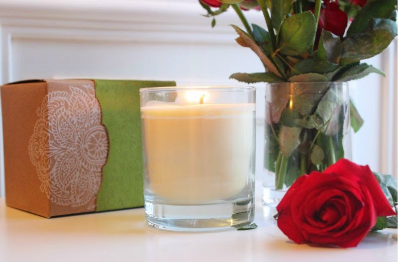 Aveda Warmth and Light Candle