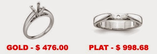 pawnshopph Gold vs Platinum Ring Prices