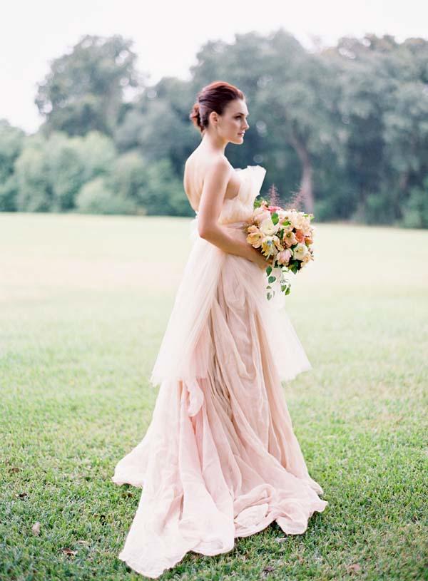 Les moineaux de la mariée: Blush & Bride