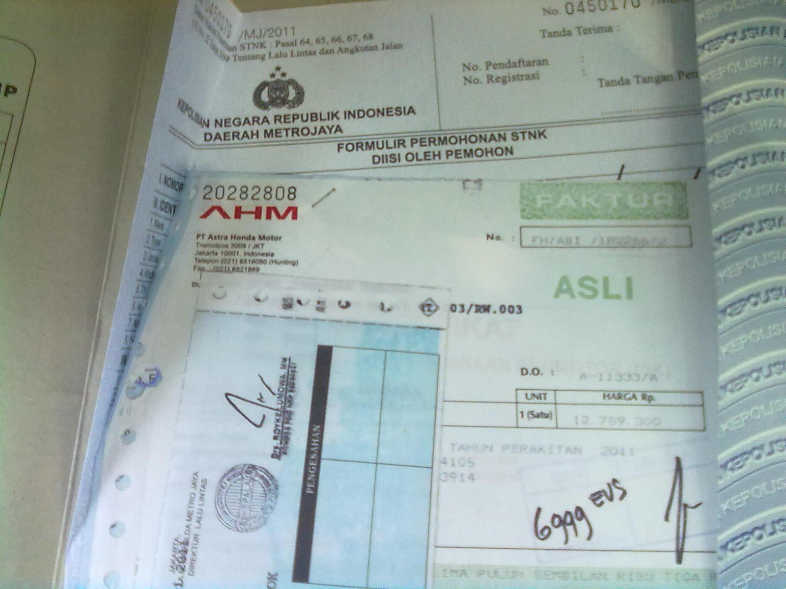 """Biaya ACC Ranmor Baru Dituding Naik di Samsat Kendari, Kasi STNK : """" Waduh Kaya Raya Kalau Begitu """""""