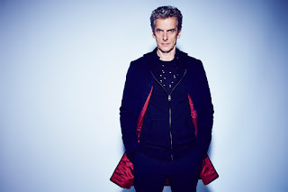Capaldi Doctor series 9 promotional image