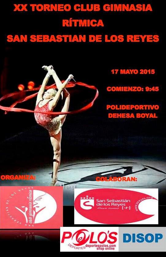 Ritmica vallecas xx torneo club gimnasia r tmica san for Escuela danza san sebastian de los reyes