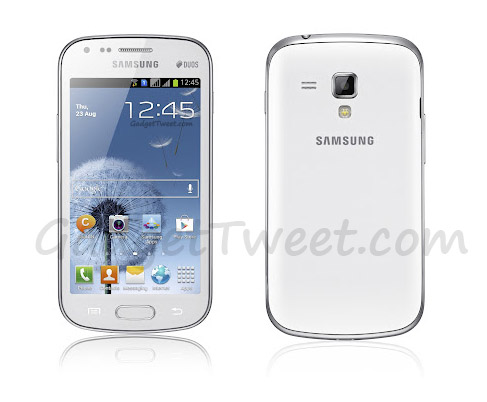 Samsung Galaxy S Duos launches in Europe next month