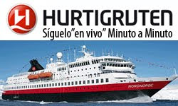 "HURTIGRUTEN ""EN VIVO"""