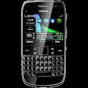 MOBILE PHONES: NOKIA E600