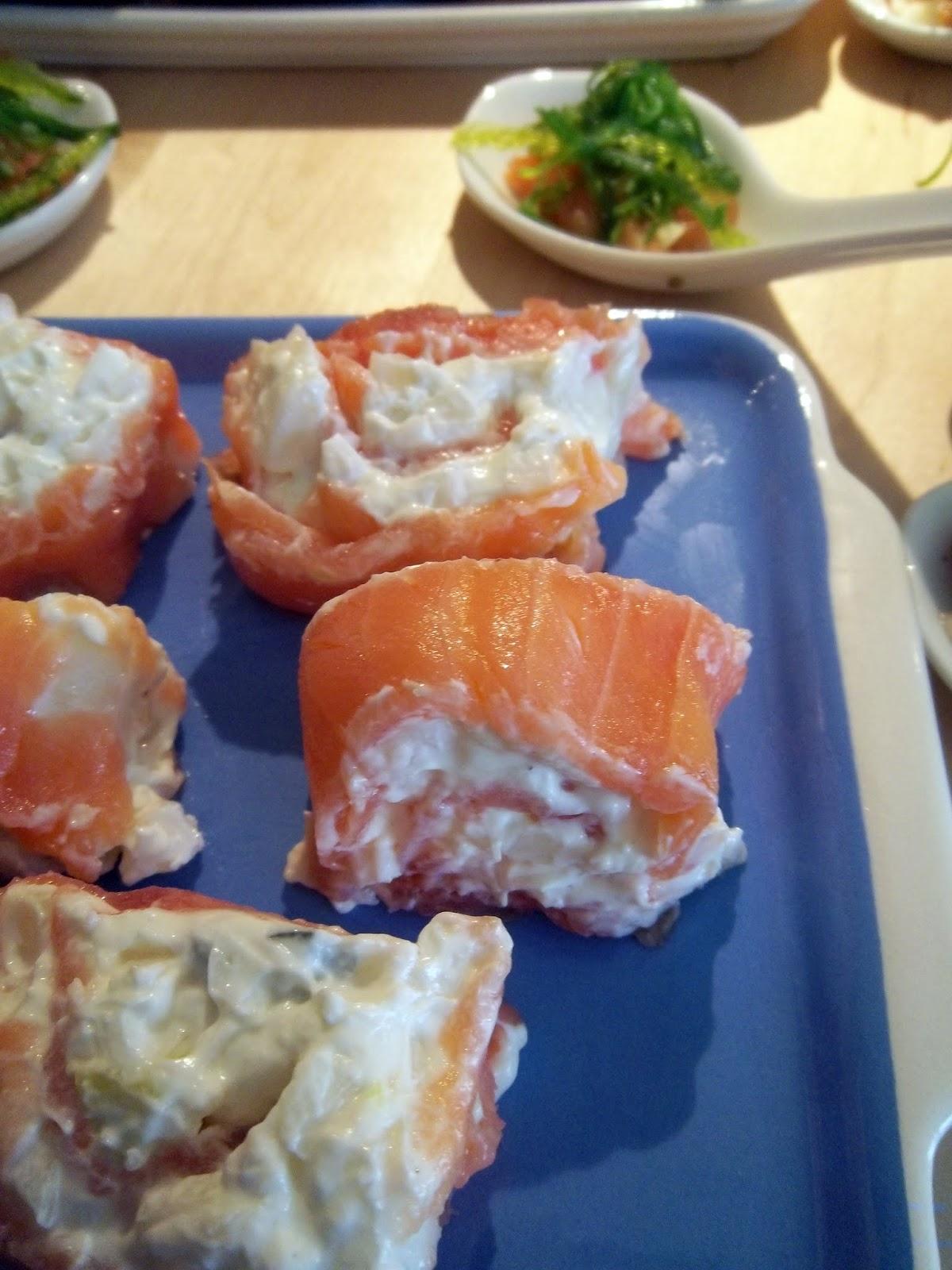 Jessy 39 s kitchen roul de saumon au mascarpone et fenouil - Comment couper un fenouil ...