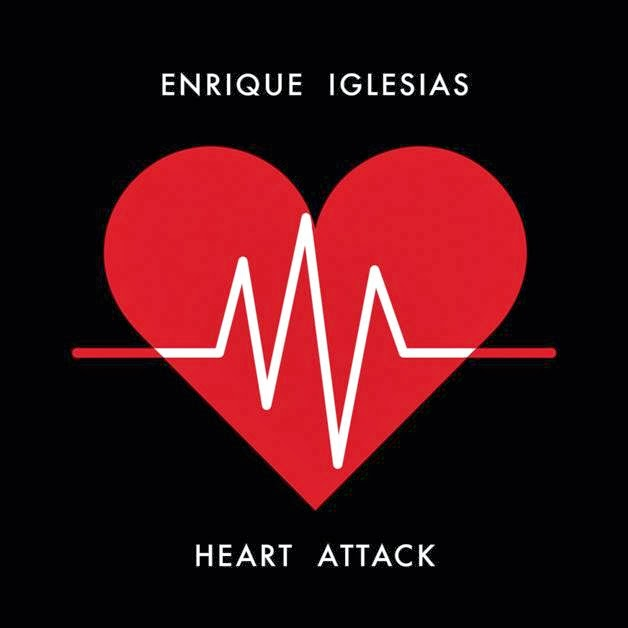 """Enrique Iglesias debuts """"Heart Attack"""" live on-air with Ryan Seacrest"""