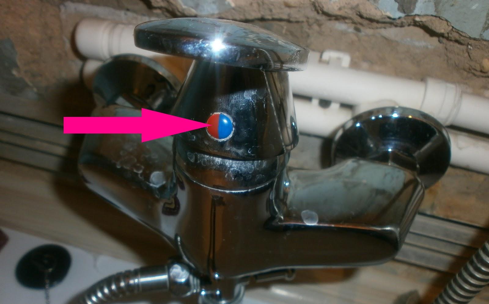Ремонт керамических смесителей своими руками