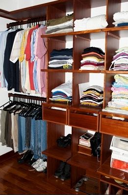 Rearranging your wardrobe | Beauty and Personal Grooming