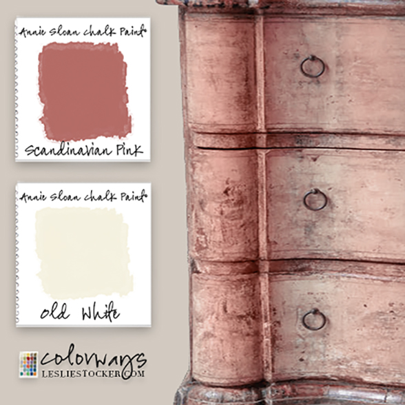 Colorways Scandinavian Pink