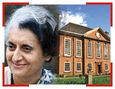 In the name of Indira: India's gift to Oxford