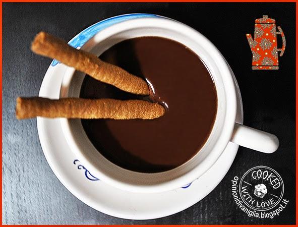 Ricetta Cioccolata calda con il Bimby