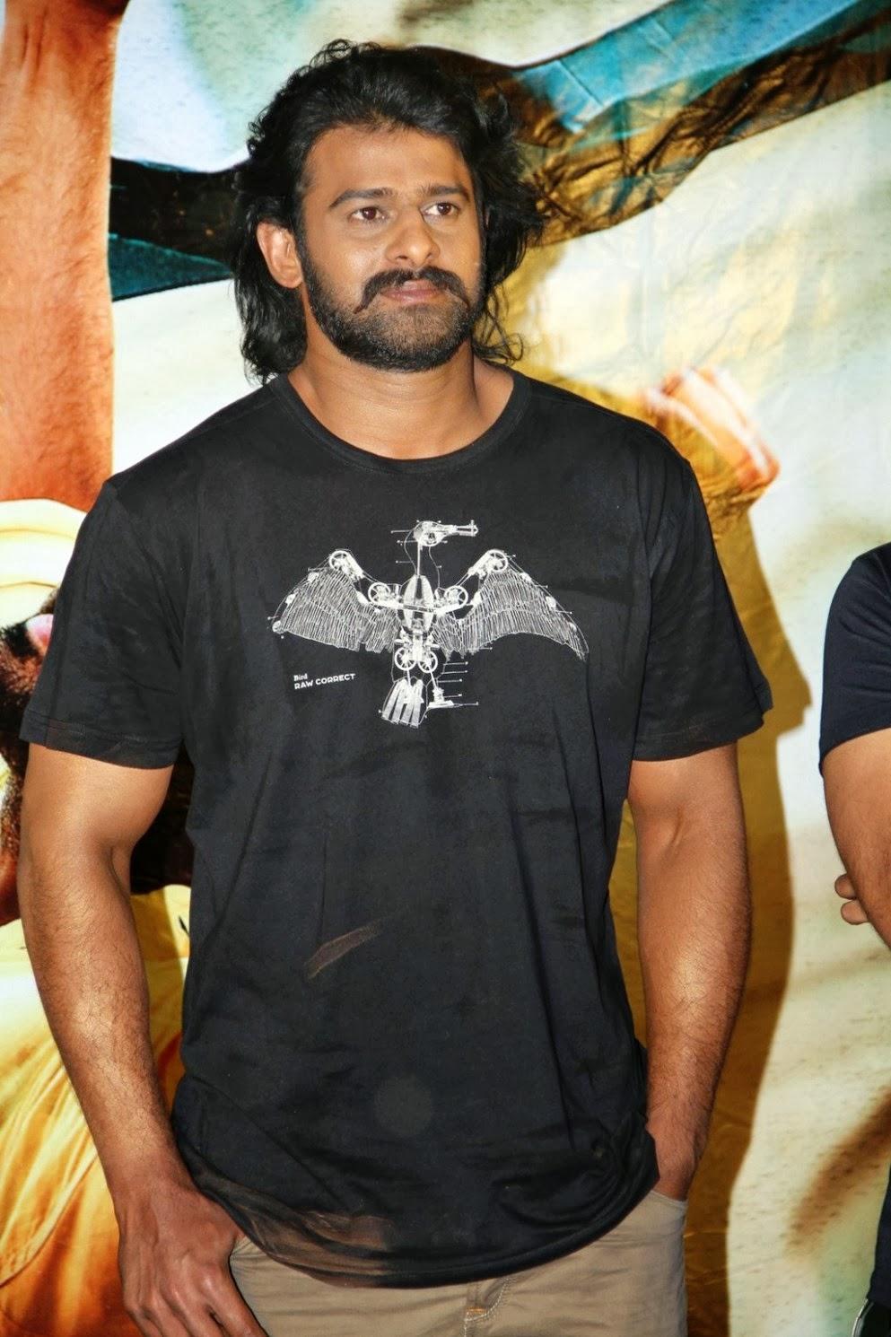 Rebel star Prabhas latest Photos at Basanthi event-HQ-Photo-16