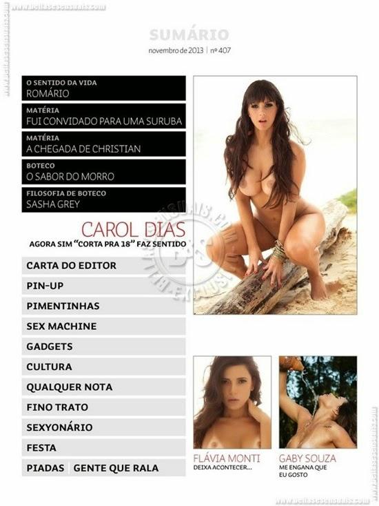 Sexy da Carol Dias panicat e outras gostosas - fot 3