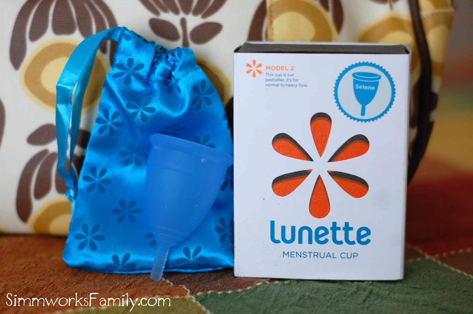Lunette Cup Giveaway The Lunette Menstrual Cup is a