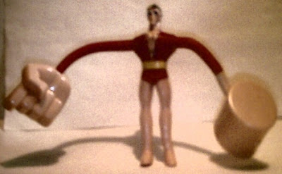 Front of McDondald's Brave & Bold Plastic Man