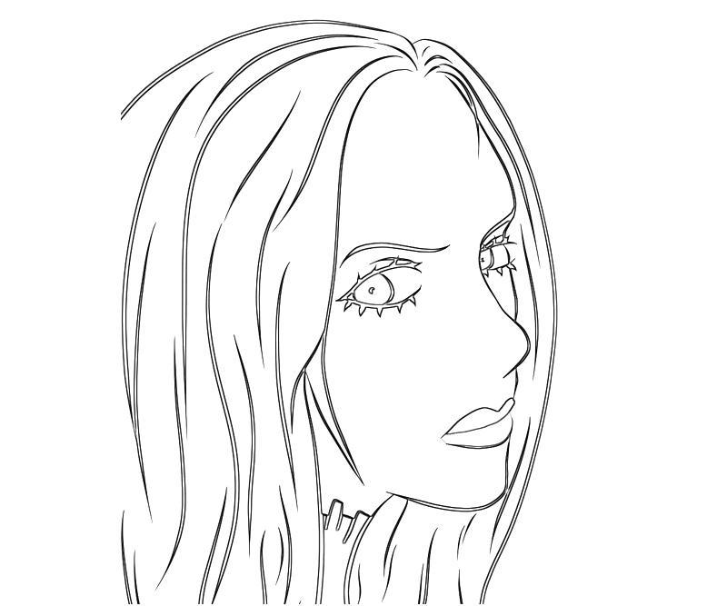printable-chiaki-hayasaka-portrait_coloring-pages