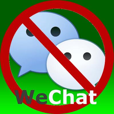 Cara Menghapus / Delete Akun WeChat ?