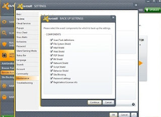 Avast! Free Antivirus5