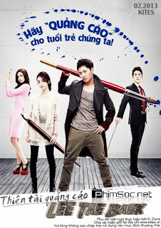 Thiên tài quảng cáo Lee Tae Baek full online - Full HD