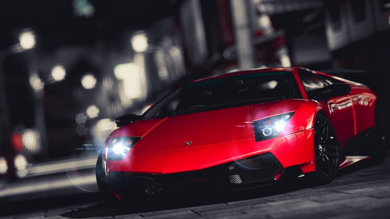 Lamborghini Murcielago SuperVeloce HD Pictures