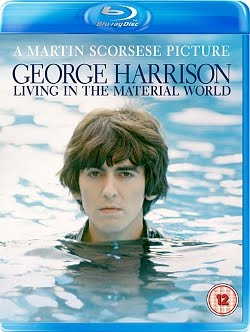 CAPA | Baixar George Harrison: Living in the Material World XviD   RMVB Legendado BDRip Grátis