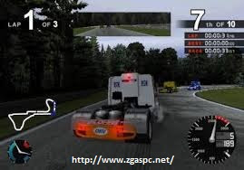 Free Download Games super truck racing 1 PS2 For PC Full Version  ZGASPC