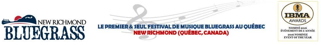 Le Festival bluegrass de New Richmond